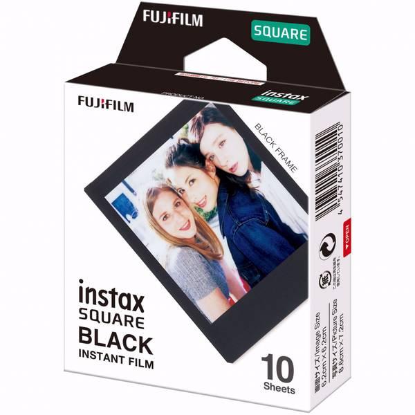 Bilde av INSTAX SQUARE FILM BLACK FRAME