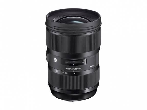 Bilde av Sigma 24-35mm f/2 DG HSM Art til Canon