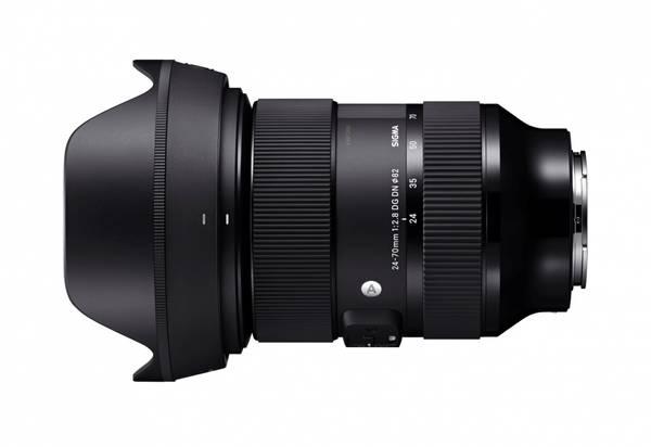 Bilde av Sigma 24-70mm f/2,8 DG DN Art till Sony FE