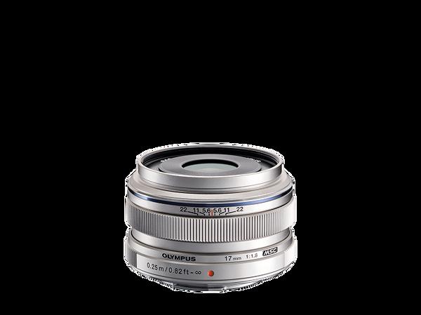 Bilde av Olympus 17mm F1.8 Sølv