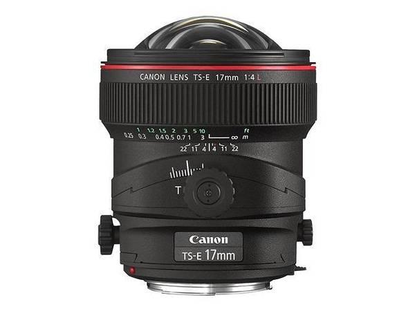 Bilde av Canon TS-E 17/4,0 L