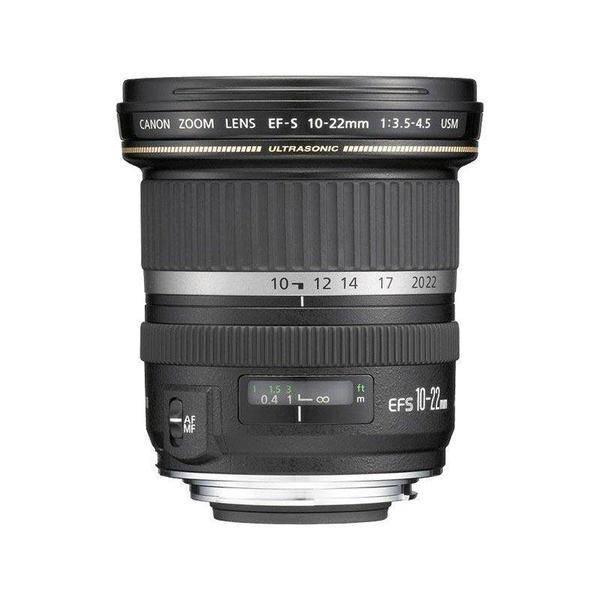 Bilde av Canon EF-S 10-22/3,5-4,5 USM