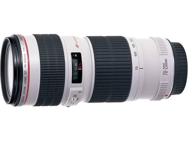 Bilde av Canon EF 70-200mm 1:4.0 L USM