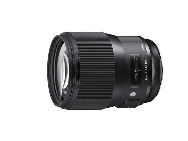Bilde av Sigma 135/1,8 DG HSM Art for Nikon