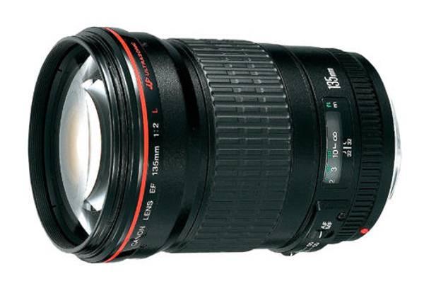 Bilde av Canon EF 135/2,0 L USM
