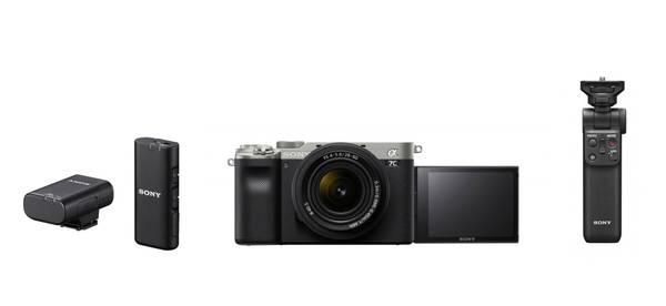 Bilde av Sony Alpha A7C + FE 28-60mm F4-5.6 + grep og