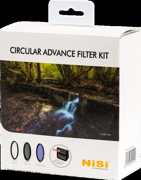Bilde av NISI Filter Circular Advanced Kit 82mm