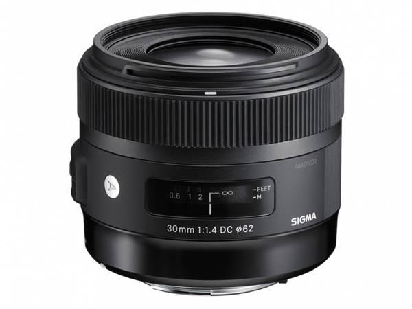 Bilde av Sigma 30mm f/1.4 DC HSM Art Canon