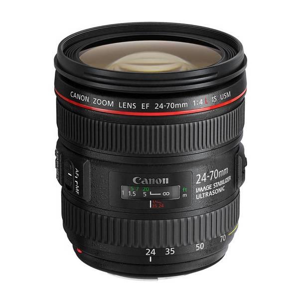 Bilde av Canon EF 24-70mm F4L IS USM Brukt