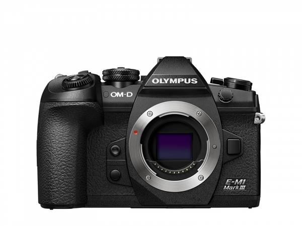Bilde av Olympus OM-D E-M1 Mark III
