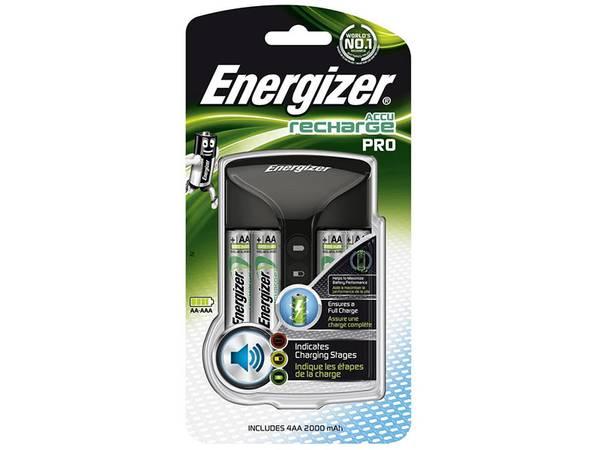Bilde av  ENERGIZER PRO CHARGER 4X2000Mah