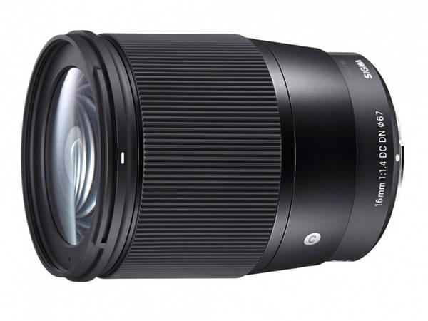 Bilde av Sigma 16mm f/1,4 DC DN Contemporary til Sony E
