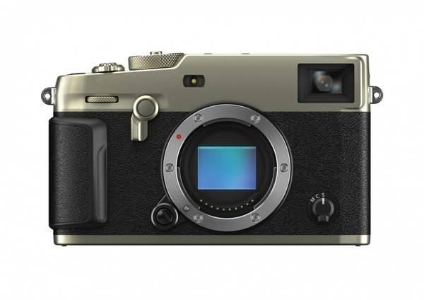 Bilde av Fujifilm X-Pro3 DURA Silver
