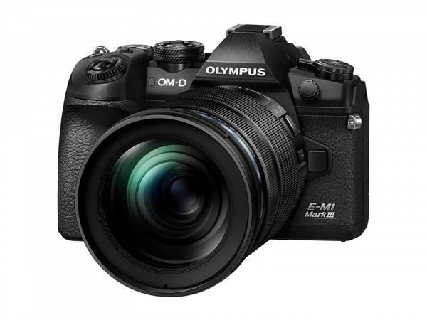 Bilde av Olympus OM-D E-M1 Mark III + 12-100/4 IS PRO
