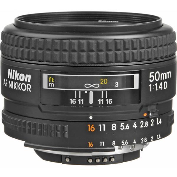 Bilde av Nikon AF Nikkor 50mm F1.4D Brukt