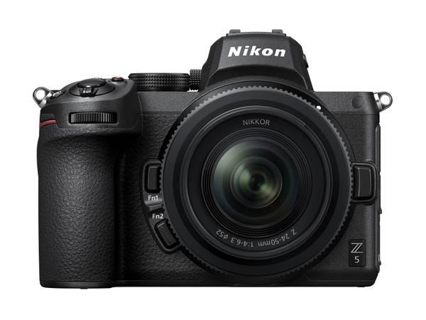 Bilde av Nikon Z 5 + NIKKOR Z 24-50mm f/4-6.3 + Mount