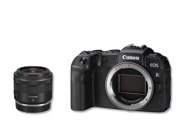 Bilde av Canon EOS RP + Canon RF 35/1,8 Macro IS STM