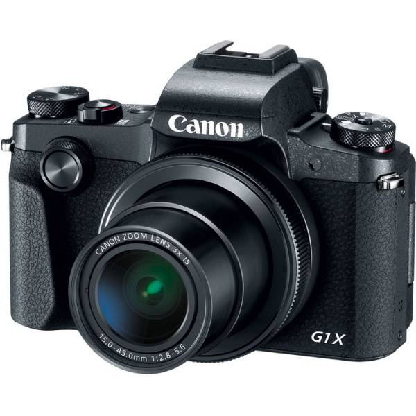 Bilde av Canon PowerShot G1 X Mark III