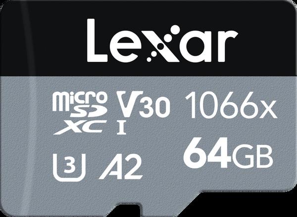 Bilde av LEXAR Pro 1066x microSDHC/microSDXC UHS-I