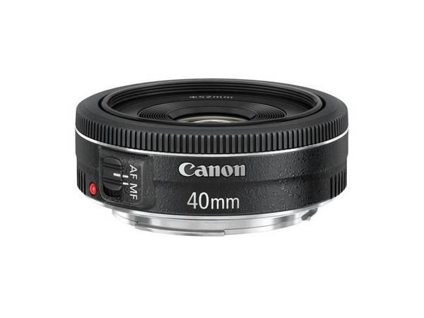 Bilde av Canon EF 40/2,8 STM