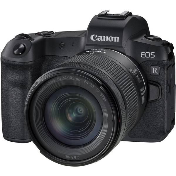 Bilde av Canon EOS R + 24-105mm F4-7.1 IS STM KIT