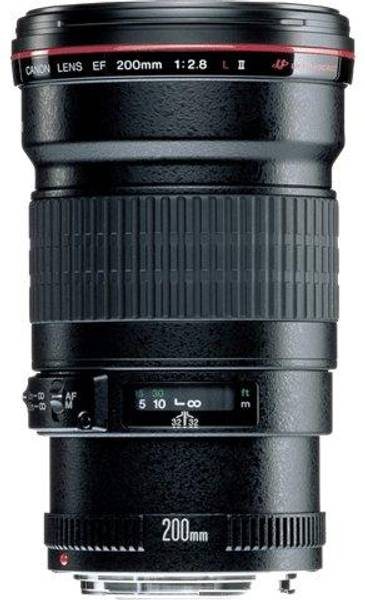 Bilde av Canon EF 200/2,8 L II USM