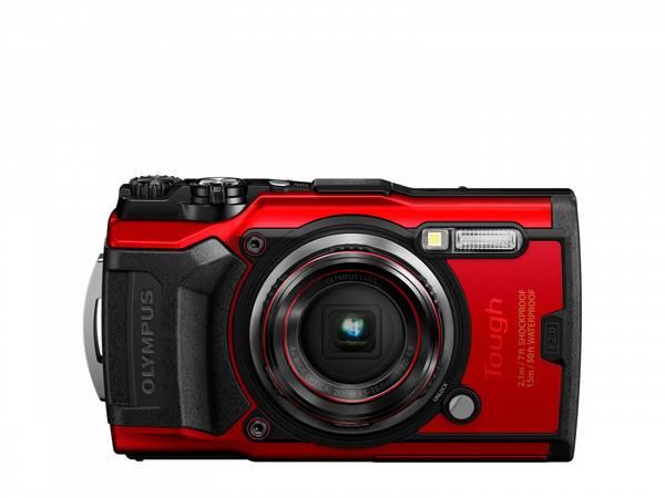 Bilde av Olympus TOUGH TG-6 Red