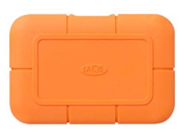 Bilde av LaCie Rugged SSD Professional USB-C NVMe SSD 2TB