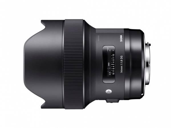 Bilde av Sigma 14mm f/1,8 DG HSM Art for Nikon