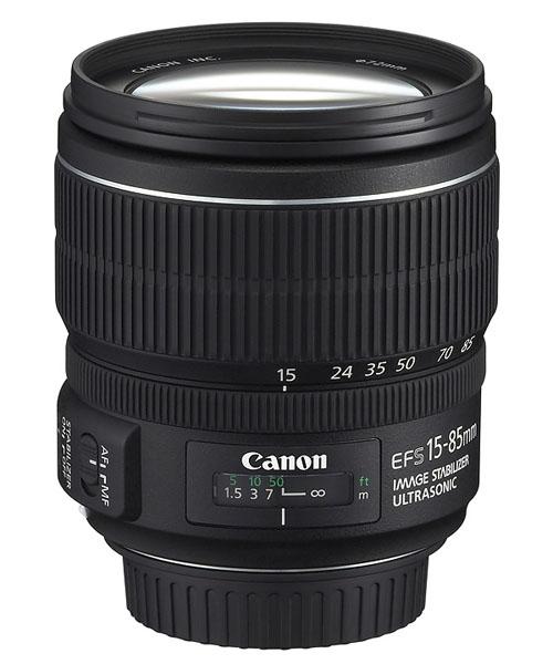 Bilde av Canon EF-S 15-85mm 1:3.5-5.6 IS USM