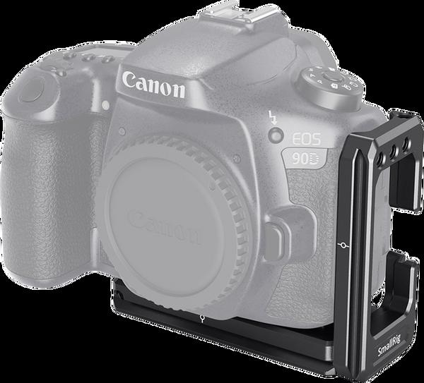 Bilde av SMALLRIG 2657 L-Bracket for Canon 90D / 80D / 70D