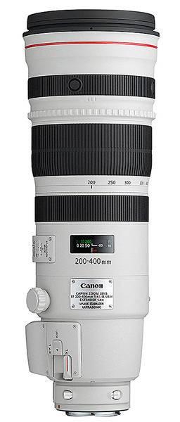 Bilde av Canon EF 200-400/4.0L IS USM Extender 1.4x