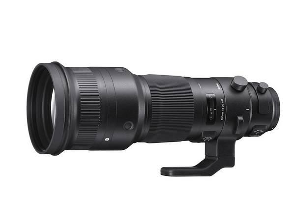 Bilde av Sigma 500/4,0 DG OS HSM Sport for Canon
