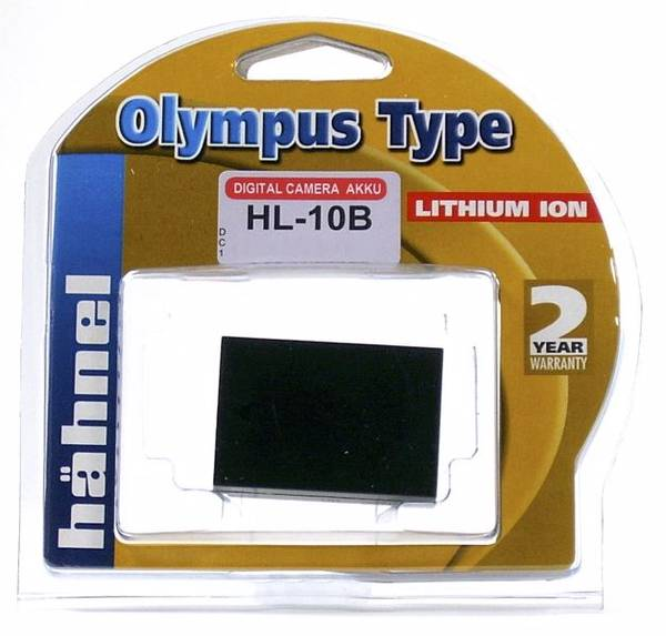 Bilde av HÄHNEL Batteri Olympus HL-12B