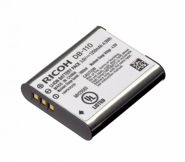 Bilde av Ricoh Li-Ion DB-110 Batteri til Ricoh GR III