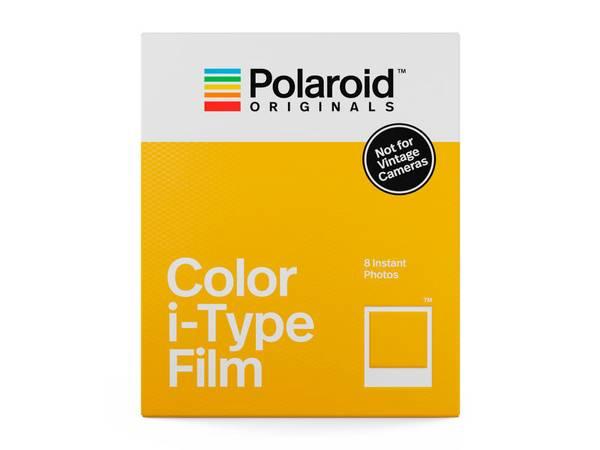 Bilde av POLAROID ORIGINALS COLOR FILM FOR I-TYPE