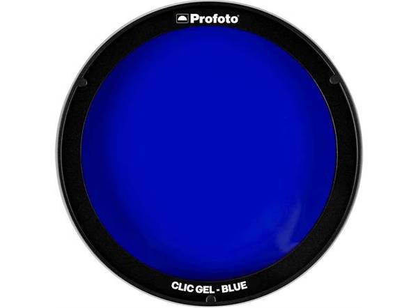 Bilde av Profoto Clic Gel - Blue
