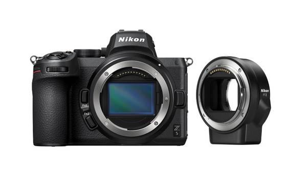 Bilde av Nikon Z 5 + FTZ