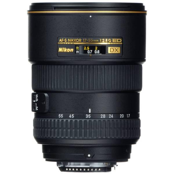 Bilde av Nikon AF-S Nikkor DX 17-55mm F2.8G ED Brukt