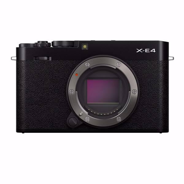 Bilde av Fujifilm X-E4 Sort + MHG-XE4 håndgrep + TR-XE4