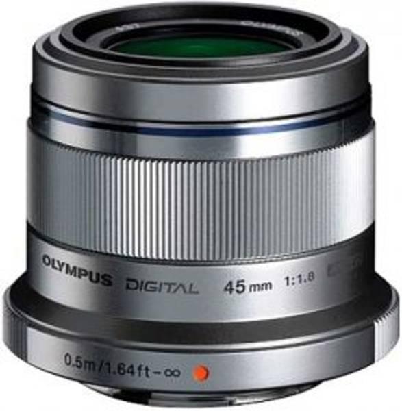 Bilde av Olympus 45 mm F1.8 Sølv