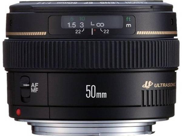 Bilde av Canon EF 50/1,4 USM