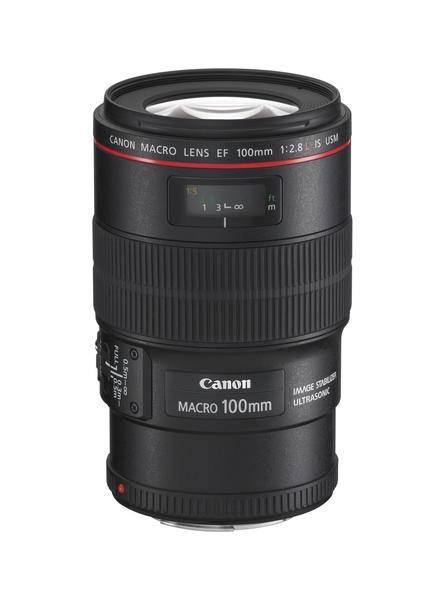 Bilde av Canon EF 100mm f/2,8 L IS USM Macro