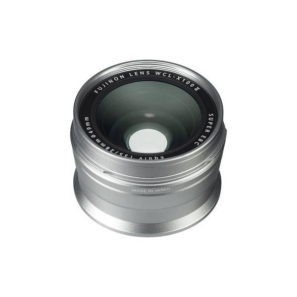 Bilde av Fujifilm Vidvinkelkonverter X100-Serien Silver