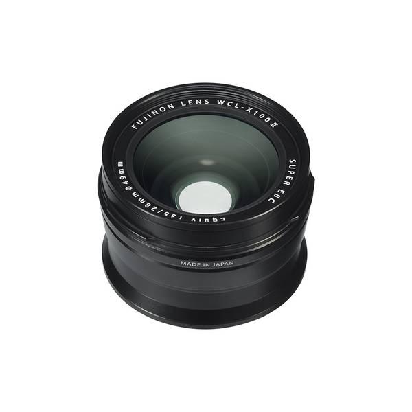 Bilde av Fujifilm Vidvinkelkonverter X100-Serien Black