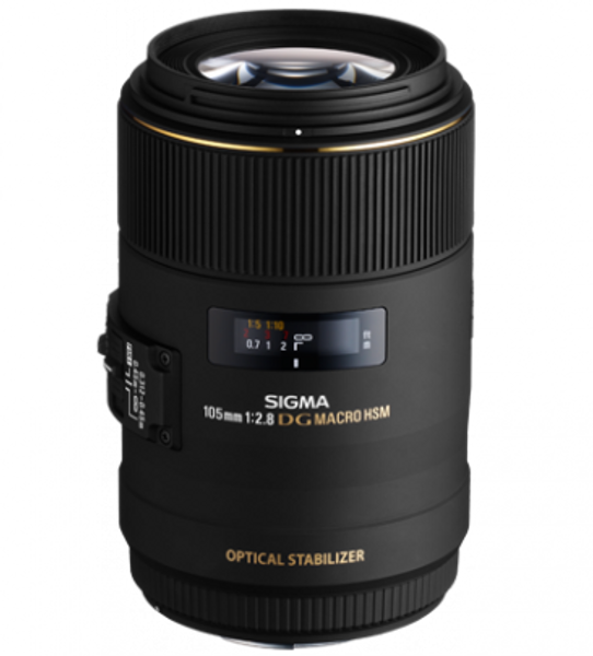 Bilde av Sigma 105/2,8 EX DG OS HSM Macro for Canon