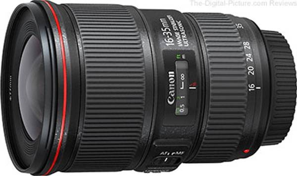 Bilde av Canon EF 16-35mm f/4 L IS USM
