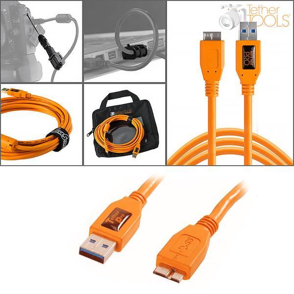 Bilde av Tether Tools Starter Tethering Kit USB 3.0