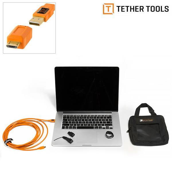 Bilde av Tether Tools Starter Tethering Kit USB 2.0