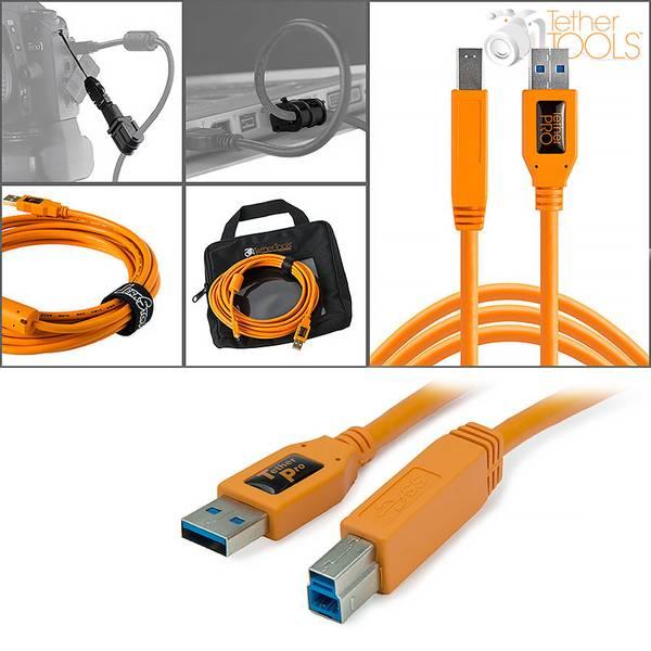Bilde av Tether Tools Starter Tethering Kit USB 3.0 A to B